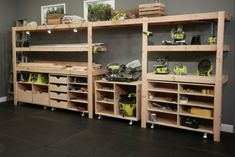 Garage Organizers To Store Your Tools - Check Out THE IMAGE for Lots of Garage Storage and Organization Ideas. 53425342 #garage #garagestorage