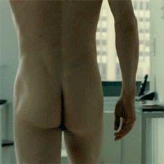 Michael toying butt