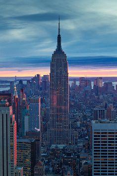Empire State Building, New York City, New York