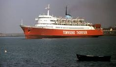 On 6 March 1987, the Townsend-Thoresen branded car ferry Herald of Free Enterprise capsized just outside Zeebrugge's harbour about 25 minutes after departure. A subsequent inquiry determined that the ship's bow doors had been left open. 193 people died. Following the sinking the Townsend Thoresen branded ships were rebranded with P&O Ferries due to the bad publicity that the disaster had caused for the brand. http://www.blog.seniorennet.be/herald_of_free_enterprise/
