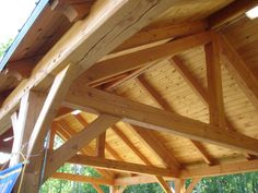 picnic shelter plans | Rotary Picnic Shelter | Timber Frame Case Study