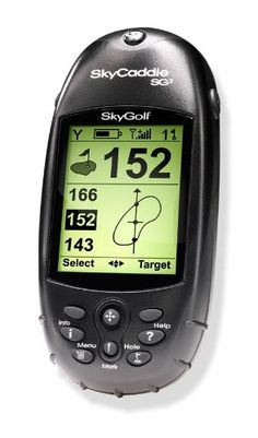 SkyCaddie SG3 Golf GPS Black *** For more information, visit image link. Note:It is Affiliate Link to Amazon.