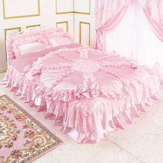 Kawaii Pink Bed