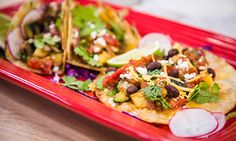 "Home & Family - Recipes - Cristina Cooks ""VEGI-LICIOUS"" Vegetable Tacos 