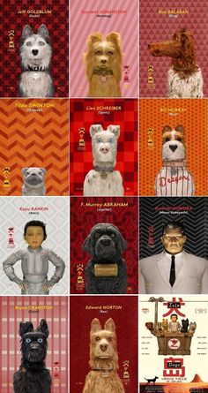 Details about Isle of Dogs Movie Poster Wes Anderson Movie Characters Print Marvel Movie Posters, Movie Posters For Sale, Marvel Movies, Wes Anderson Poster, Wes Anderson Style, Wes Anderson Characters, Wes Anderson Movies, Isle Of Dogs Movie, Poster