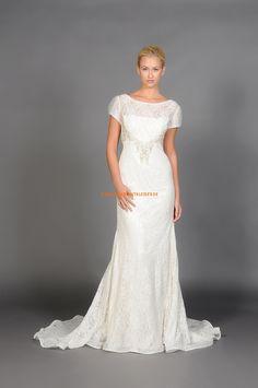 Luxuse Glamouröse Hochzeitskleider aus Spitze