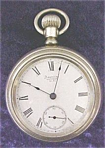 Waltham Case Pocket Watch 18S