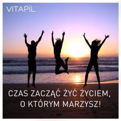 #vitapil #zlotemysli #czas #zycie #radosc