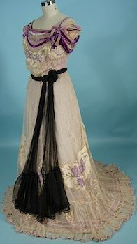 AntiqueDress.com - 1850-1920s