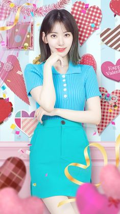 Sakura Miyawaki, Valentines Day Photos, Yu Jin, Japanese Girl Group, Nanami, Latest Images, The Wiz, Beautiful Asian Girls, First Photo