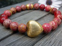Hey, I found this really awesome Etsy listing at https://www.etsy.com/no-en/listing/241056224/red-natural-stone-bracelet-jasper