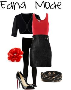 """""""Edna Mode (The Incredibles)"""" by adisneygirl ❤ liked on Polyvore"""