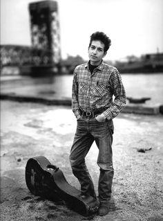 Richard Avedon: Bob Dylan, 1963