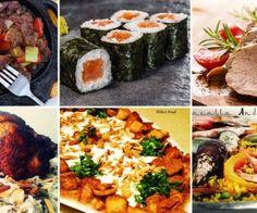 اطباق رئيسية للعشاء في وصفات مميزة