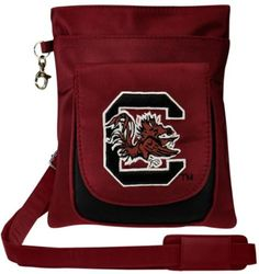 South Carolina Gamecocks Game Day Traveler Bag