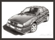 VW Corrado FINAL by Regius on DeviantArt