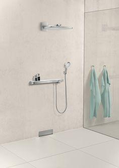ShowerTablet Select 700 Thermostat Universal für 2 Verbraucher