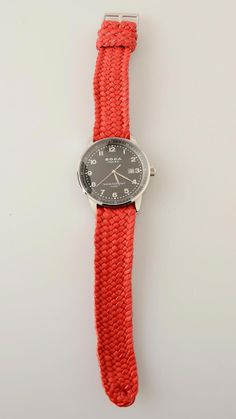 Stainless steel case and mineral glass