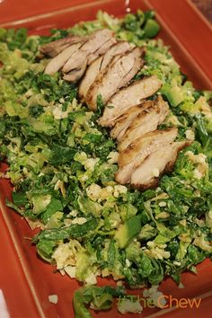 An easy way to spice up your Chicken Caesar Salad!
