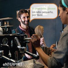 Enterpret helps you order with confidence. #translate #translation #traveltips