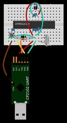 The Shrimp, a board that replicates the #Arduino Uno for 1/5 the price! Also more powerful. ---- HEY HEY!!!  For more COOL ARDUINO stuff, check out http://arduinohq.com