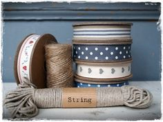 kant, band en touw | het kleine pakhuis