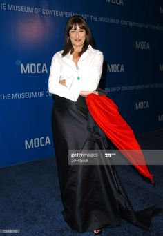 News Photo : Anjelica Huston during MOCA Celebrates 25 Years... Anjelica Huston, Moca, Red Carpet Fashion, Style Icons, Celebrities, News, Women, Actresses, Celebs