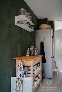 Photography by Ayame styling & design by Iris Floor Diner Table, Little Greene Paint, Lime Paint, Decorative Plaster, Loft House, Wall Paint Colors, Beautiful Space, Bedroom Wall, New Homes