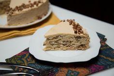 Meringue Napoleon Cake Recipe