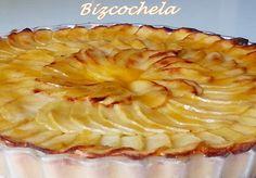 Receta de la tarta de manzana