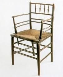 ARTS & CRAFTS CHAIR William Morris