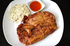 Grilled Pulled Pork Steak: Pulled Pork Steak