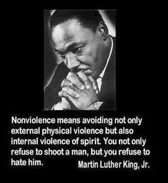 In my opinion, Martin Luther King, Jr. was and always will be, a hero.  R.I.P.