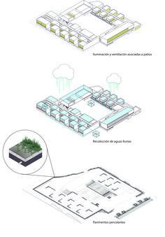 Primer Lugar Concurso Público Para el Diseño de Colegios en Bogotá