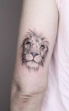 Latest Lion Tattoo Designs for Boys & Girls - Hand Tattoos, Lion Head Tattoos, Leo Tattoos, Couple Tattoos, Animal Tattoos, Body Art Tattoos, Tattoos For Guys, Tattoos For Women, Wrist Tattoo