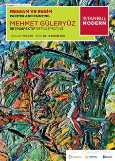 Ressam ve Resim: Mehmet Güleryüz Retrospektifi