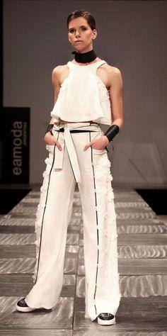 Argentinean Fashion brand SIENNA by designer Florencia Carli in Buenos Aires Fashion Week. Spring Summer fashion show Fashion Brand, Fashion Show, Spring Summer Fashion, Jumpsuit, Photo And Video, Creative, Life, Instagram, Dresses