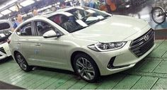 All-New 2017 Hyundai Elantra Revealed In Leaked Shots