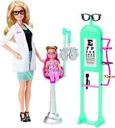 Barbie-Eye-Doctor-Playset