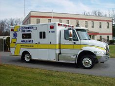 Greenwood Emergency Vehicles Delivery Archives