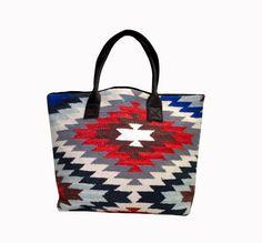 Women Cotton Kilim Bag Shoulder Bag Shopping Shoulder Bag Tote Hobo Bag  #Handmade #BackpackBeachBagCrossbodyEveningBag