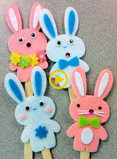 Now all the people are interested in crafts so they make searching easy crafts for kids so here we have some latest and best 27 Easy Easter crafts for kids Easter Arts And Crafts, Easter Crafts For Toddlers, Spring Crafts For Kids, Bunny Crafts, Easter Activities, Easter Crafts For Kids, Toddler Crafts, Preschool Crafts, Children Crafts