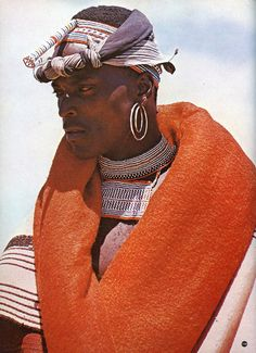 In the early 1970s Jean Broster and Alice Mertens collaborated on African Elegance, a book which set out to 'describe in photographs and words the beauty of the tribal people of the Transkei'. The Transkei was a former independent territory of South Africa during Apartheid.