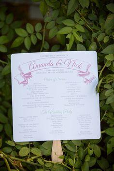 Photography: Theo Milo Photography - theomilophotography.com  Read More: http://www.stylemepretty.com/mid-atlantic-weddings/2014/01/15/romantic-pink-green-wedding-at-bald-head-island-club/