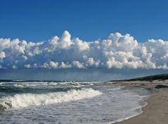 Summer clouds - Rørvig - Kattegat