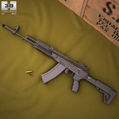FN FAL Model available on Turbo Squid, the world's leading provider of digital models for visualization, films, television, and games. Ak 12, Guns Dont Kill People, Cute Designs To Draw, Heckler & Koch, Battle Rifle, Weapon Concept Art, 3d Studio, Assault Rifle, Military Weapons