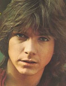 David Cassidy.  I think I love you ... so what am I so afraid of ... do you hear the tune?