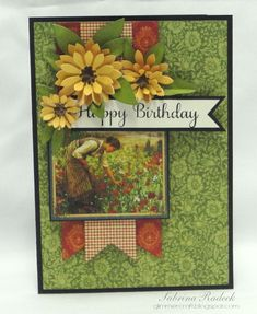 Simple+French+Country+Birthday+Card - Scrapbook.com
