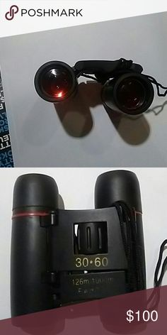 Day and night vision binoculars 30by60 126m×1000m day and night vision Accessories Glasses