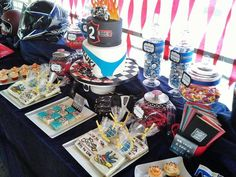 motorcycle Birthday Party Ideas | Photo 1 of 11